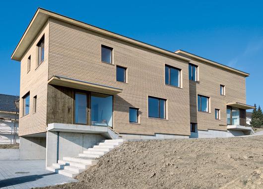 Andreas amrein dipl architekt eth sursee 005 doppelhaus - Architekt oberkirch ...